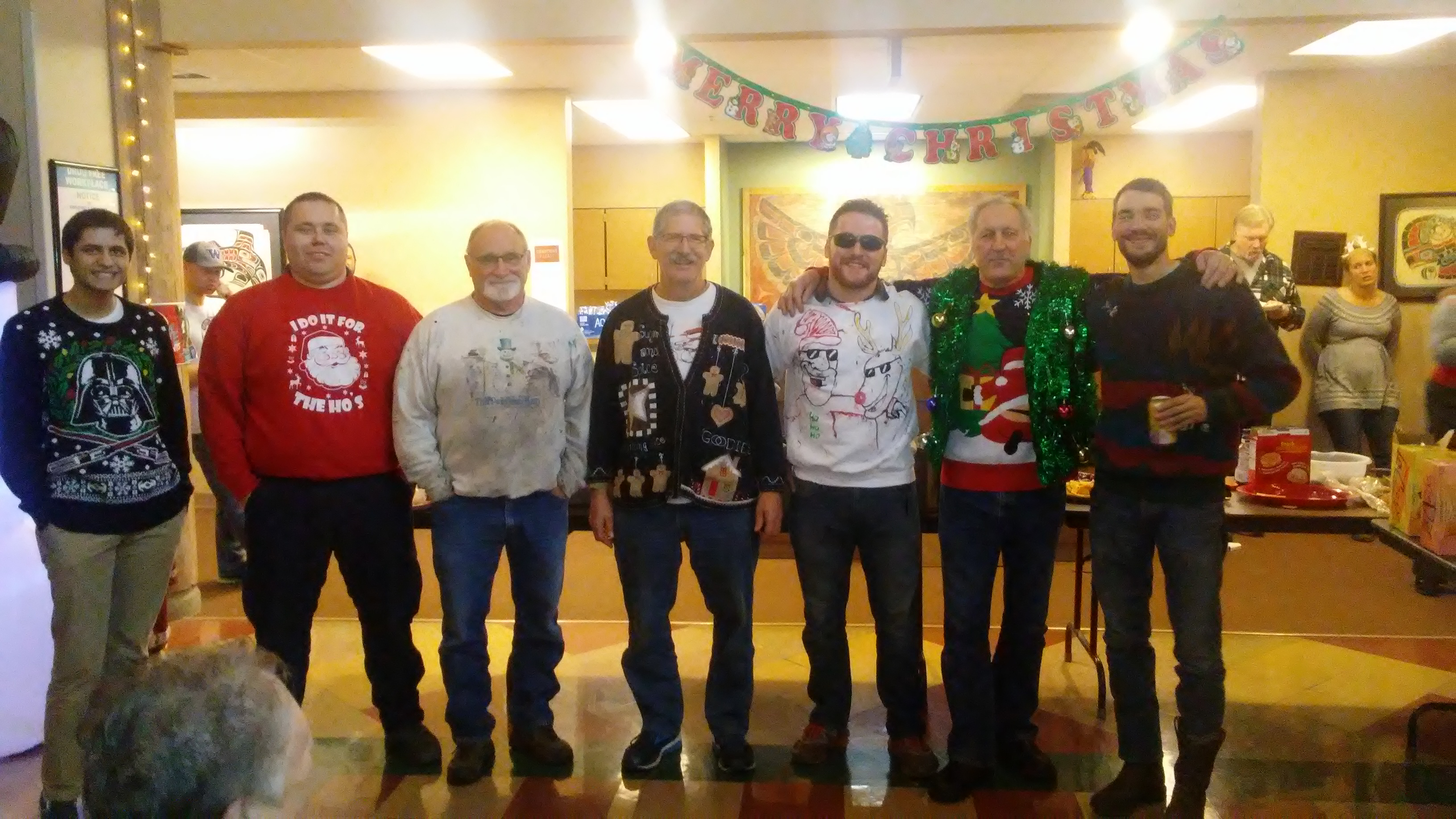 Ugly Sweaters 2017 - Men