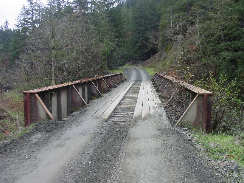 Quinault Roads, Rock and Gravel Program