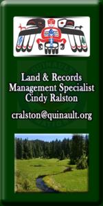 Quinault Land Management Department